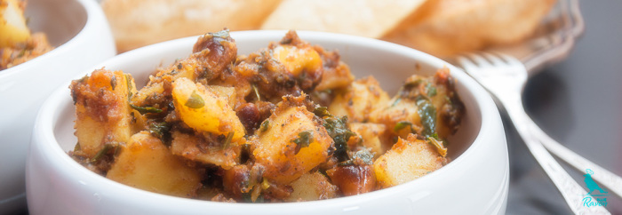 potatoes curry