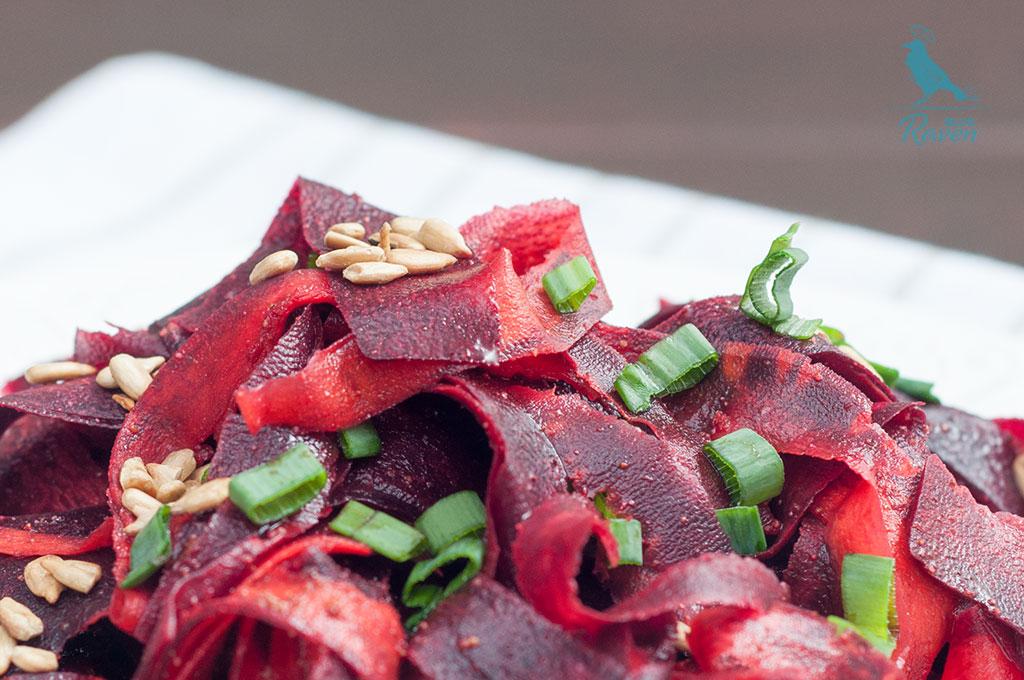 Raw carrots salad #vegan #raw #salad #carrot