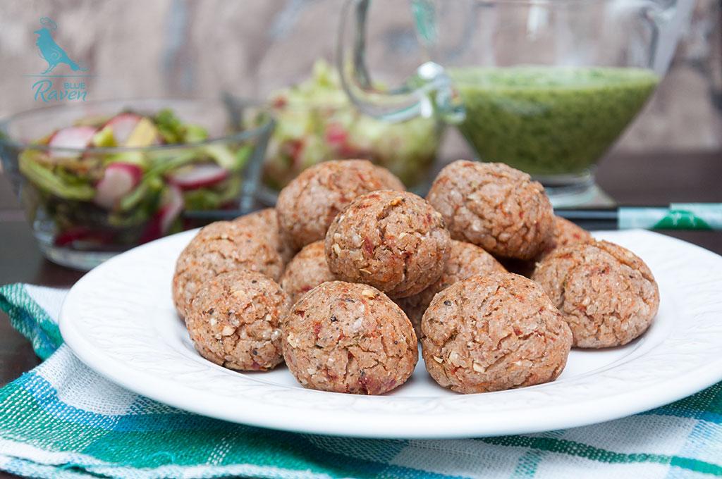 Buckwheat vegan meatballs #vegan #gluten_free