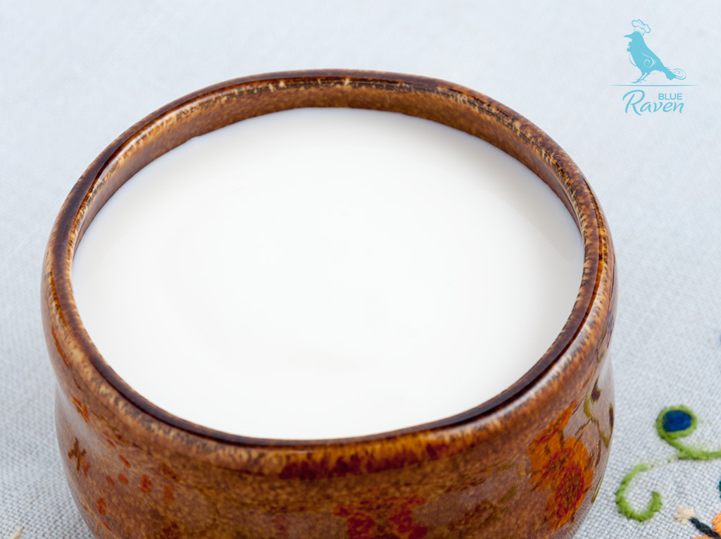 Homemade coconut yogurt #vegan #lactose-free #no-dairy