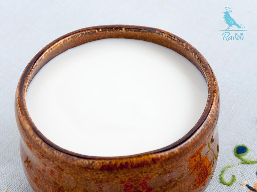 Homemade coconut yogurt #vegan #lactose-free #no-dairy